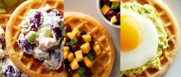 Waffle Recipes